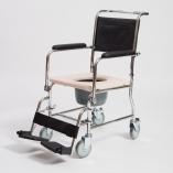 Кресло-коляска механическое с санитарным оснащением CCW01_3